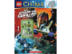 Book No: 9780545645270  Name: Legends of Chima - Ravens and Gorillas