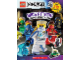 Book No: 9780545685818  Name: Ninjago - Hack Attack! (Sticker Activity Book)