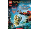 Book No: 9780545872553  Name: Bionicle Quest for the Masks of Power - Activity Book