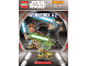 Book No: 9780545914093  Name: Star Wars - Phonics Boxed Set, Pack 1, WORKBOOK #2