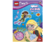 Book No: 9780723291305  Name: Friends Splash and Stick Sticker Activity Book