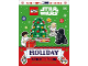 Book No: 9780744030884  Name: Sticker Book - Star Wars Holiday