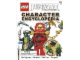 Book No: 9780756698126  Name: Ninjago Character Encyclopedia (Hardcover)