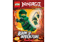 Book No: 9781338640090  Name: Ninjago Legacy - Book of Adventure