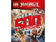 Book No: 9781405283205  Name: Ninjago Masters of Spinjitzu - 500 Stickers - Activity Book with Stickers