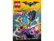 Book No: 9781405286657  Name: The LEGO Batman Movie - Ready, Steady, Stick! - Activity Book with Stickers