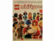 Book No: 9781409338093  Name: Ultimate Sticker Book Minifigures Series  5-6