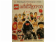 Book No: 9781409338109  Name: Ultimate Sticker Book Minifigures Series 7