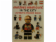 Book No: 9781409338116  Name: Amazing Minifigure in the City Ultimate Sticker Book