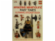 Book No: 9781409338123  Name: Amazing Minifigure Past Times Ultimate Sticker Book