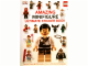 Book No: 9781409338147  Name: Amazing Minifigure Ultimate Sticker Book