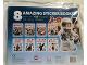 Book No: 9781409338161  Name: Minifigure Sticker Collection - 8 Books