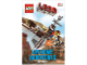 Book No: 9781409341680  Name: The LEGO Movie - Awesome Adventures (Hardcover)