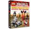 Book No: 9781409354437  Name: Brickmaster Ninjago Updated and Expanded (Hardcover)