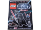 Book No: 9781409377054  Name: Ultimate Sticker Book - Star Wars Villains (50 Sticker Version)