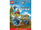 Book No: 9781409388814  Name: City Police - Ready, Steady, Stick! - Activity Book with Stickers