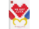 Book No: 9781452182315  Name: We Just Click - Little LEGO Love Stories