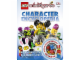 Book No: 9781465401724  Name: Minifigures Character Encyclopedia (9781409324621)