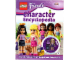 Book No: 9781465418944  Name: Friends Character Encyclopedia - The ultimate guide to the girls and their world (Hardcover)
