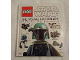 Book No: 9781465421364  Name: Star Wars The Visual Dictionary - Updated and Expanded (Hardcover Library Edition - No Minifigure)