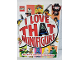 Book No: 9781465436832  Name: I Love That Minifigure (US Edition)