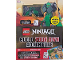 Book No: 9781465458865  Name: Ninjago: Build Your Own Adventure with Playmat and Sticker Sheet