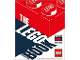 Book No: 9781465467140  Name: The LEGO Book New Edition: with exclusive LEGO brick