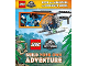Book No: 9781465493279  Name: Jurassic World: Build Your Own Adventure