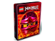 Book No: 9781912707218  Name: Ninjago - 2 Books Set in Tin