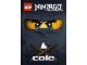 Book No: 9782351006368  Name: Ninjago - Masters of Spinjitzu - # 3 Cole
