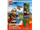Book No: 9782351006504  Name: City - L'aventure des pompiers - Activity Book