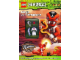 Book No: 9782351006733  Name: Ninjago - Ninja vs. Fangpyre - Activity Book