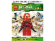 Book No: 9783831020621  Name: Das große Stickerbuch - Ninjago Masters of Spinjitzu