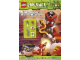Book No: 9783863185237  Name: Ninjago - Ninja gegen die Beißvipern - Activity Book