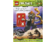 Book No: 9783863185244  Name: Ninjago - Ninja gegen die Würgeboas - Activity Book (German Edition)