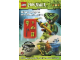 Book No: 9783863185251  Name: Ninjago - Ninja gegen die Giftnattern - Activity Book