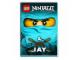 Book No: 9783868854305  Name: Ninjago - Masters of Spinjitzu - Jay (Hardcover)