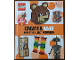 Book No: 9785001014829  Name: Create a Bear and Other Lego Activities