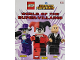Book No: 9785001015383  Name: DC Super Heroes - World Of The Super-Villains