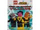 Book No: 9785001015420  Name: DC Super Heroes - Weird And Wonderful Villains