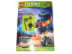 Book No: 9788325311032  Name: Ninjago - Ninja kontra Hypnobrai - Activity Book