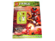 Book No: 9788325311049  Name: Ninjago - Ninja kontra Fangpyre - Activity Book