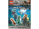 Book No: 9789030503835  Name: Jurassic World Dino-Dreiging! - Een Stickerboek Vol Avontuur