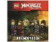 Book No: 9789030503897  Name: Ninjago - Vriendenboek