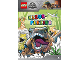 Book No: 9789030504405  Name: Coloring Book, Jurassic World - Kleur- en Speelplezier (Dutch Edition)
