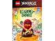 Book No: 9789030504559  Name: Coloring Book, Ninjago - Kleurboek (Dutch Edition)