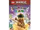 Book No: 9789030508106  Name: Coloring Book, Ninjago Legacy - Tijd Voor Kleur! - Lloyd Cover (Dutch Edition)