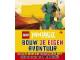 Book No: 9789048826254  Name: Ninjago: Bouw je eigen Avontuur