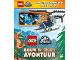 Book No: 9789463850827  Name: Jurassic World: Bouw je Eigen Avontuur