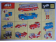 Book No: B101  Name: Wheels Set 400 Ideas Leaflet 1 (B-101)